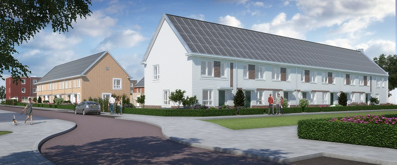 Fase 1 in verkoop - nog woningen beschikbaar