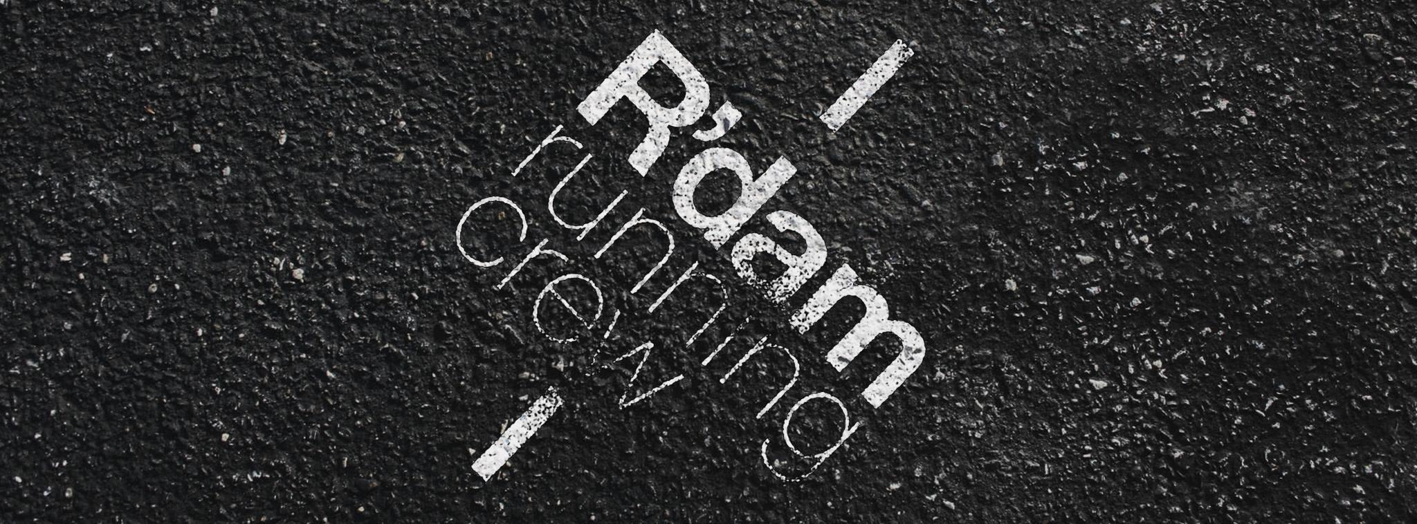 Woe 20 april Rotterdam Running Crew op Heijplaat